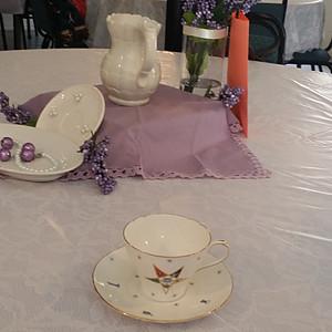 Hats, Heels and Pearls Tea - Hadassah Chapter #330