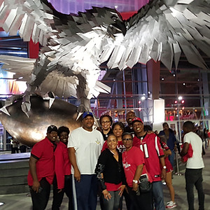 Falcons Game Night