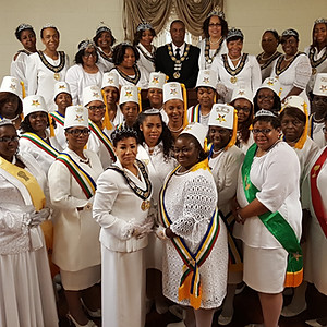 Grand OES Initiations