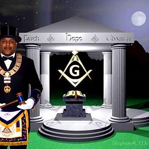 Grand Master Mitchell