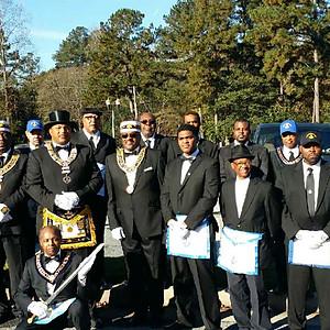 United Grand Lodge On The Move
