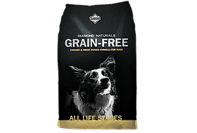 Diamond Natural Grain Free Chicken & Swe