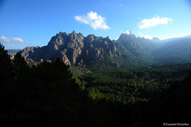 Corsica Col de Larone (aiguilles de Bave