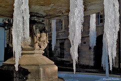 BEZAK fontaine place Bacchus (aigle & st