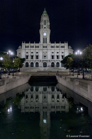 Porto-Camara Municipal & Fonte dos Aliad