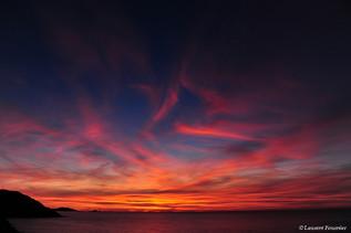 Corsica Isola Rossa (sunset).JPG