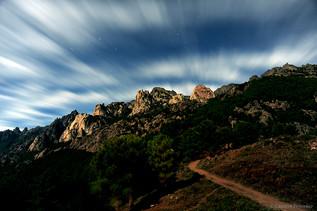 Corsica_Col_de_Larone_(sentier_pédestre)