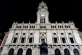 Porto-Camara Municipal & monumento a Gar