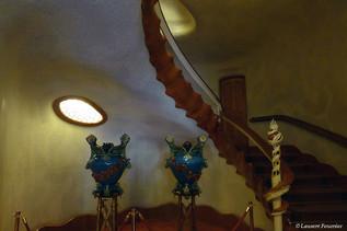 Barcelona casa Battlo (vestibule).JPG