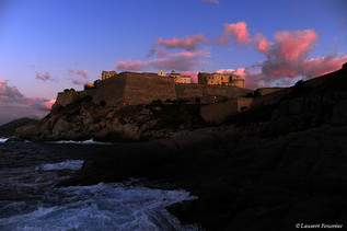 Corsica Calvi semper fidelis (la citadel