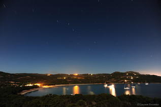 Corsica Rondinara (la baie by night).JPG