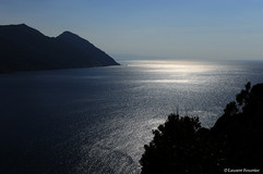 Corsica cap Corse Giraglia (scintillemen