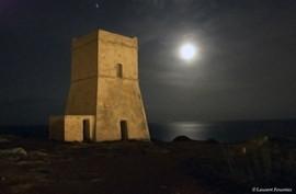 Ghajn Tuffieha tower (Malte).jpg