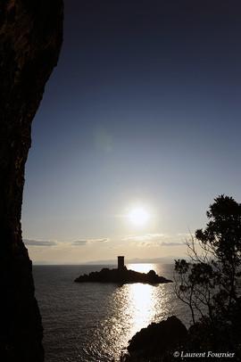 Agay (île d'or & falaise de l'Ésterel).J