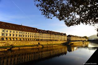 BEZAK quai Vauban & ancien pont Battant