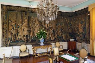 Amboise_le_clos-Lucé_(cabinet_de_travail