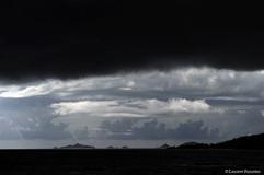 Corsica Iles Sanguinaires (noirs d'orage