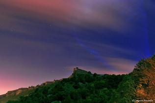 BEZAK_Citadelle_avec_une_''aurore_boréal