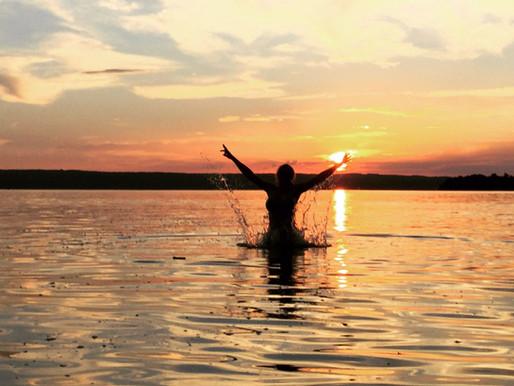 Meine push ups für Corona hangout - Tipp 5 Reisen in der Fantasie
