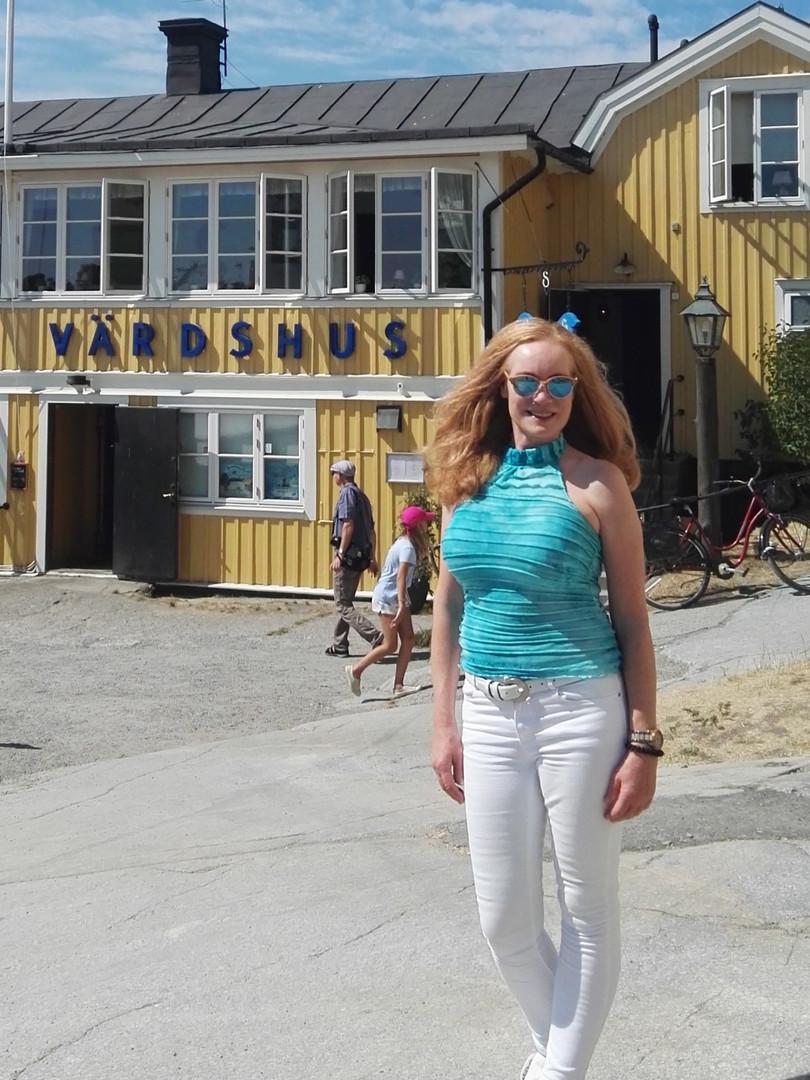 Sandham: Skandinavische Sommerfrische