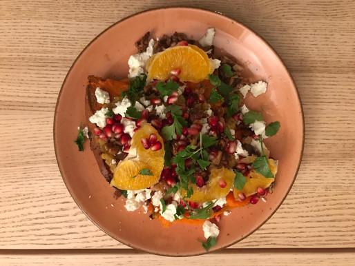 Meine push ups für Corona hangout - Tipp 10: Koch mal was Anderes