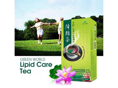 Antilipidový čaj - dobrá volba nejen v období jara