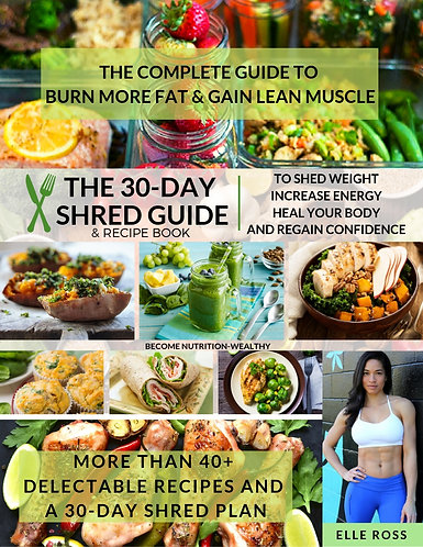The 30-Day SHRED Guide