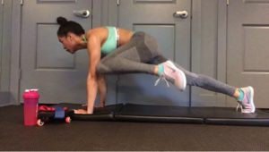 Power Up Your Core with this 10 minute workout!