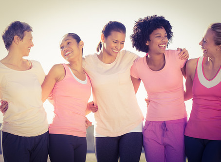 Top 4 Tips for Breast Cancer Prevention!
