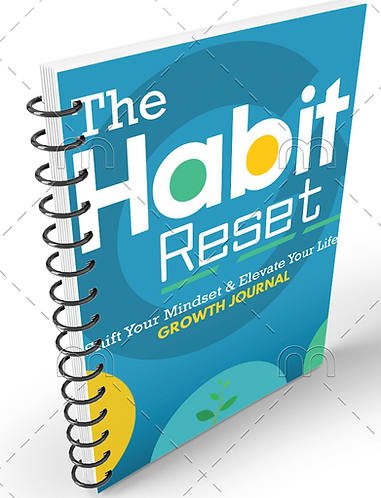 Coil Bound - The Habit Reset Growth Journal