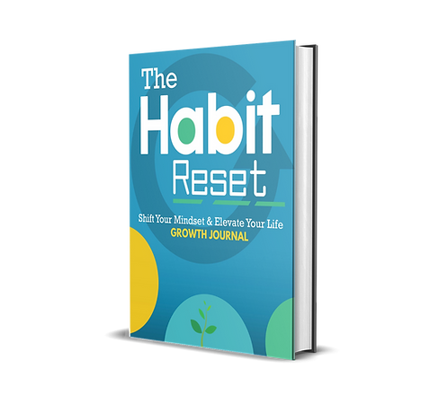 The Habit Reset Growth Journal