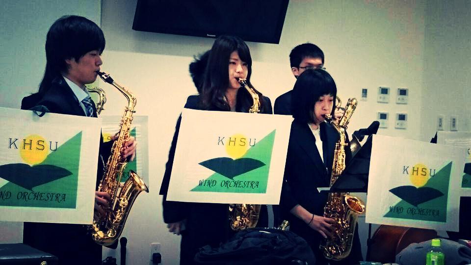 熊本保健科学大学卒業式