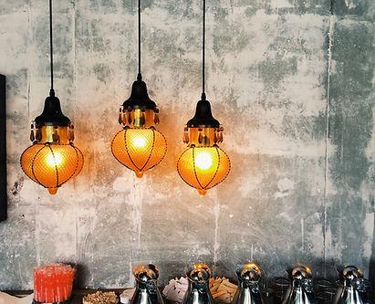 Designed Oriental Lamps