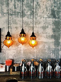 Lámparas orientales diseñados