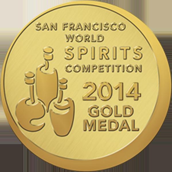 SanFran 2014 Gold