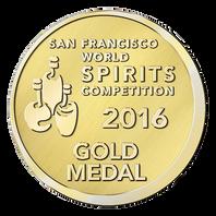 SanFran 2016 gold