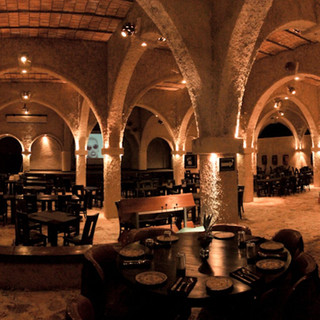 Restaurant With Arches