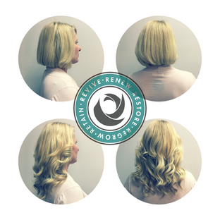 Beaded Row Hair Extensions