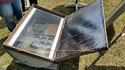 Appropriate Technology - Solar Oven