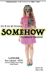 Somehow - Florence Virginie