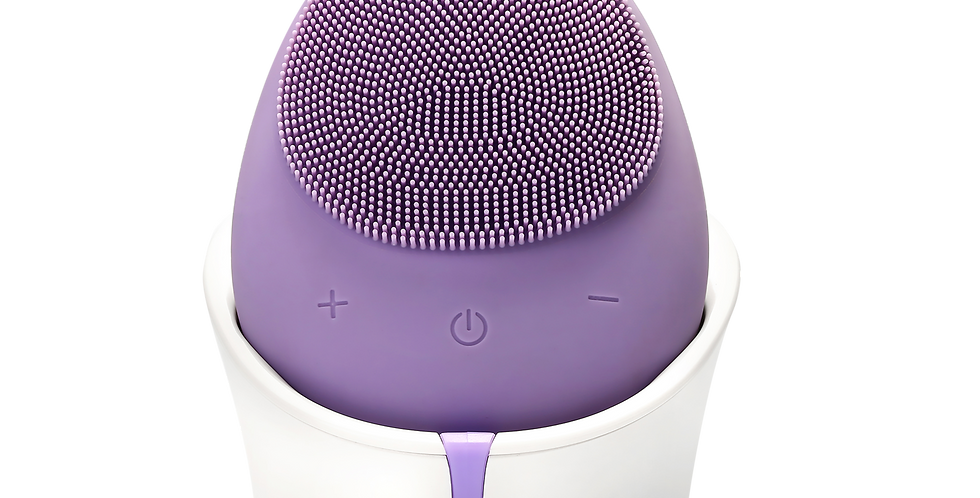 My Dermatician Sonic Cleansing Brush | Purple