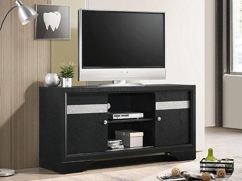 REGATA BLACK TV STAND