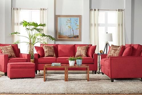 Serta Image Sofa and Loveseat