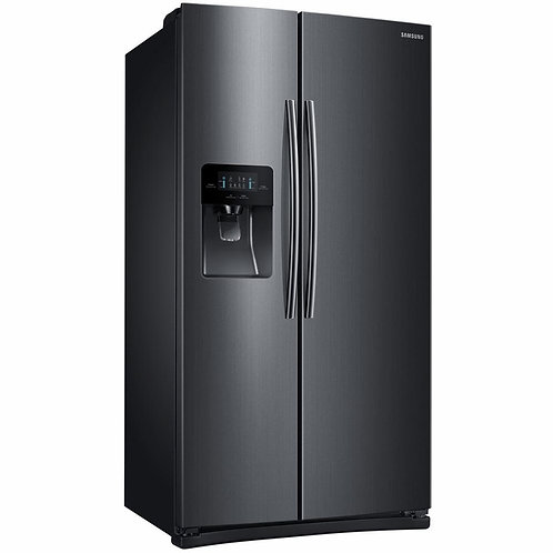 Samsung 24.5 cu. ft. Black Stainless Refrigerator
