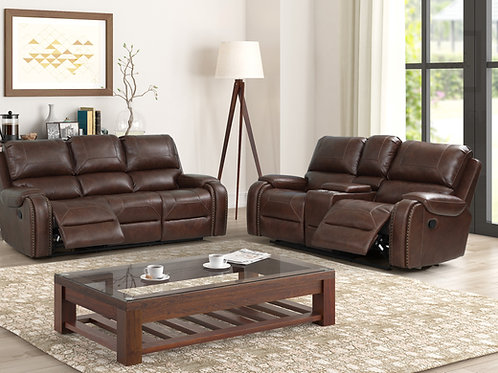 New Classic Taos Carmel Reclining Sofa & Love