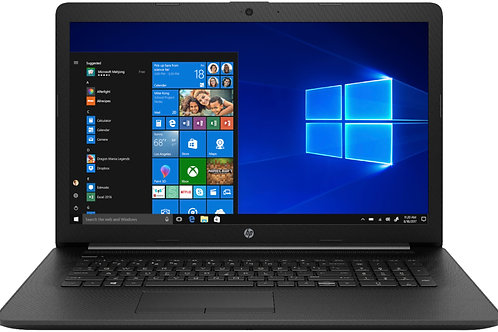 "HP - 17.3"" Laptop - Intel Core i3 - 8GB Memory - 1TB HDD - Jet Black"