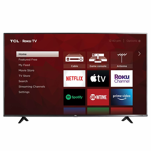 "TCL 65"" Class 4K Ultra HD Roku Smart TV"