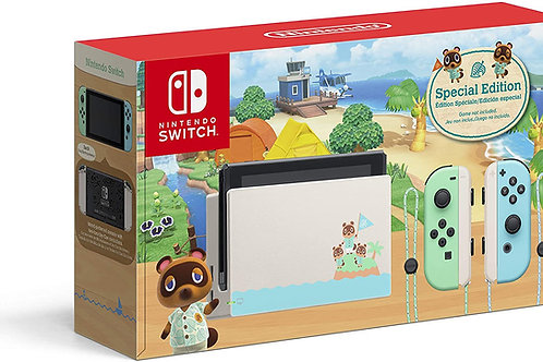 Special Edition: Animal Crossing Switch