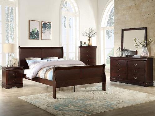 Crown Mark Louis Phillip Classic Bedroom