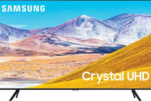 """Samsung - 85"""" Class 8 Series LED 4K UHD Smart Tizen TV"""